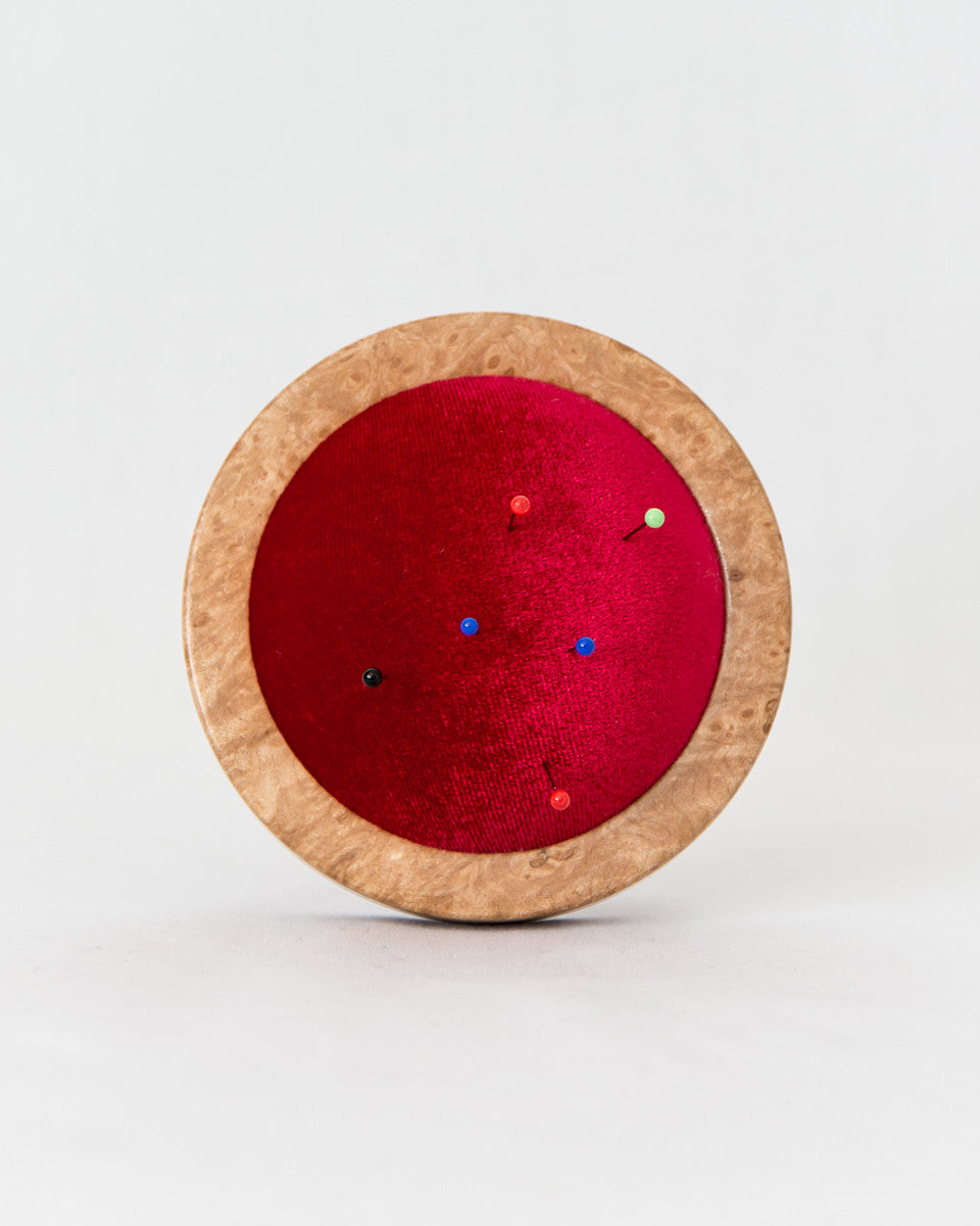Wooden Pin Cushion - Large - Thread Theory - 2