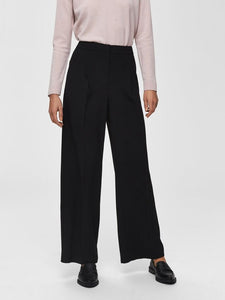 SELECTED TINNI MARLENE PANT BLACK