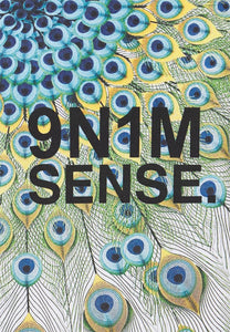 9N1M SENSE PEACOCK T-SHIRT WHITE