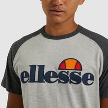 Laden Sie das Bild in den Galerie-Viewer, ELLESSE BIG LOGO COPER T-SHIRT GREY