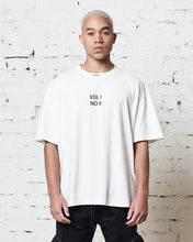 Laden Sie das Bild in den Galerie-Viewer, PREACH OVERSIZED SHIRT DROP 2 RECAP CAPSULE WHITE