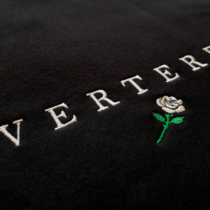 VERTERE ROSE SWEATER BLACK