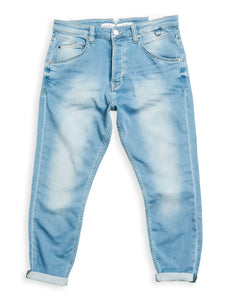 GABBA ALEX SANZA TAPERED JEANS LIGHT BLUE