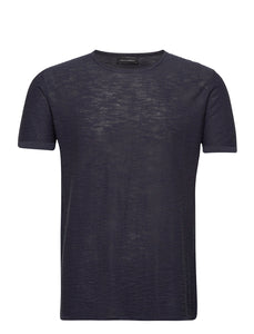 CLEAN CUT COPENHAGEN MATHIS T-SHIRT NAVY