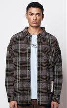 Laden Sie das Bild in den Galerie-Viewer, PREACH OVERSIZED CHECK FLANNEL MOCCA