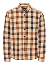 Laden Sie das Bild in den Galerie-Viewer, ONS BRODY CHECK SHIRT PELICAN ORIGINAL PREIS 39,99