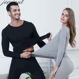 Thermal Underwear Set For Women and Men, Warm Winter Large Suit Pajama