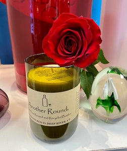 A Rose, is a Rose, is a Rose Soy Candle
