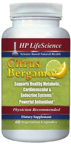 Citrus Bergamot Herbal Powers