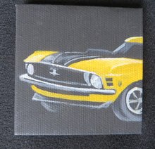 Load image into Gallery viewer, Mustang - Mini Canvas