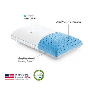 CARBONCOOL® + OMNIPHASE® PILLOW