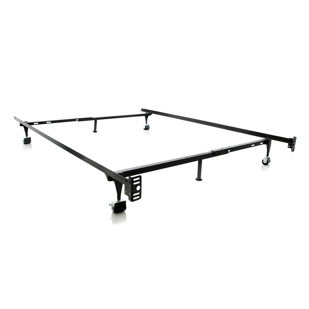 FULL/TWIN BED FRAME GLIDES/WHEELS