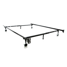Load image into Gallery viewer, MALOUF TWIN/FULL ADJUSTABLE BED FRAME