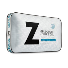 Load image into Gallery viewer, GEL DOUGH® + DUAL Z™ GEL PILLOW