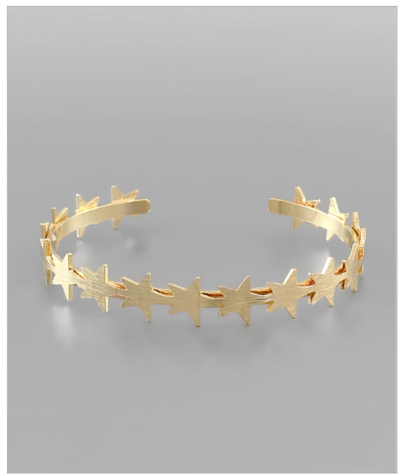 Reach For The Stars Cuff Bracelet