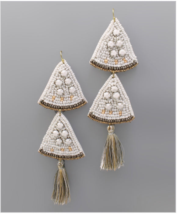 Chelsey Statement Earrings