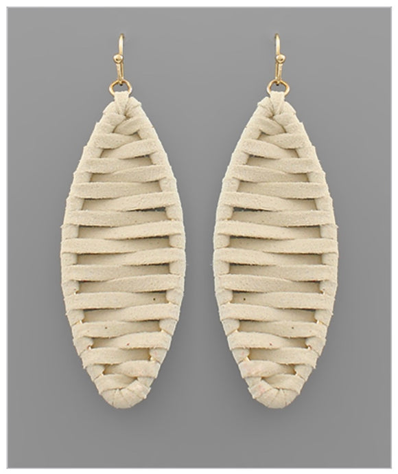 Berkley Earrings - Ivory