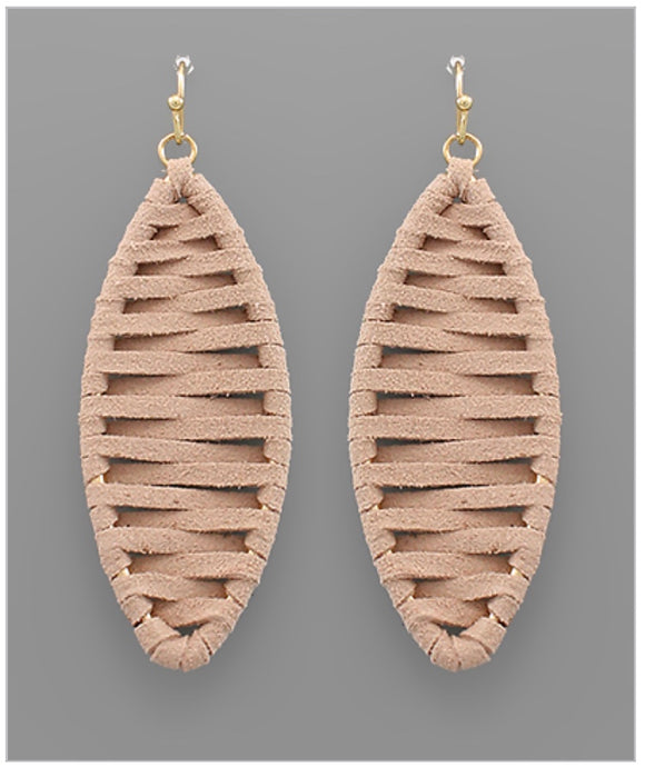 Berkley Earrings - Blush