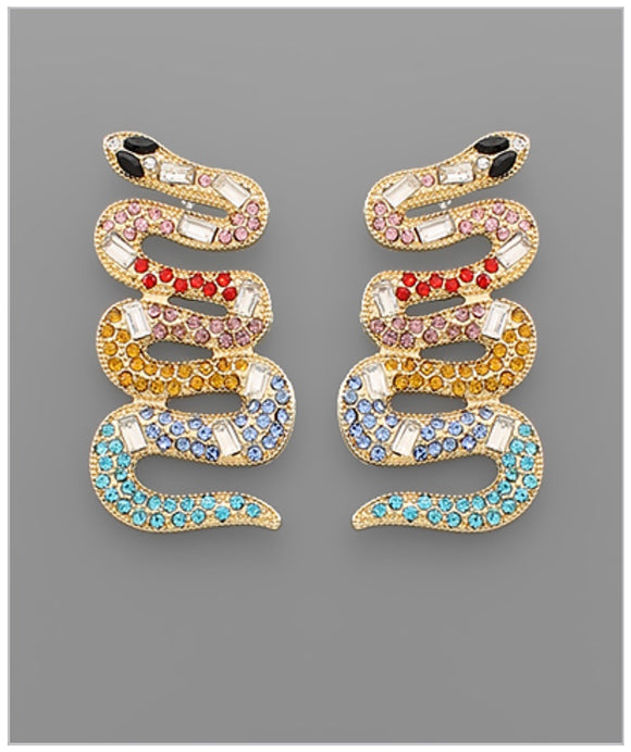 Naomi Earrings - Multi