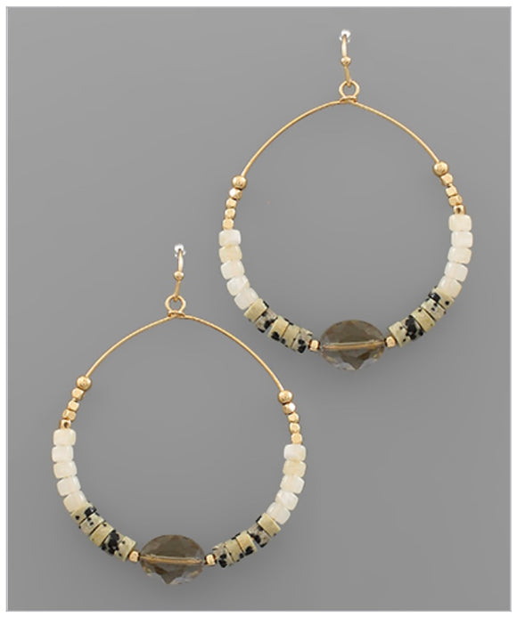 Adair Earrings - Neutral