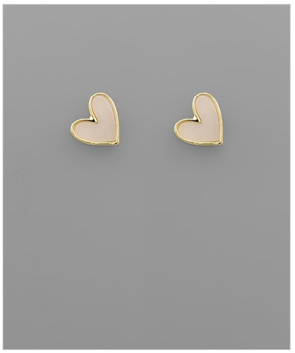 Valentina Earrings - Ivory