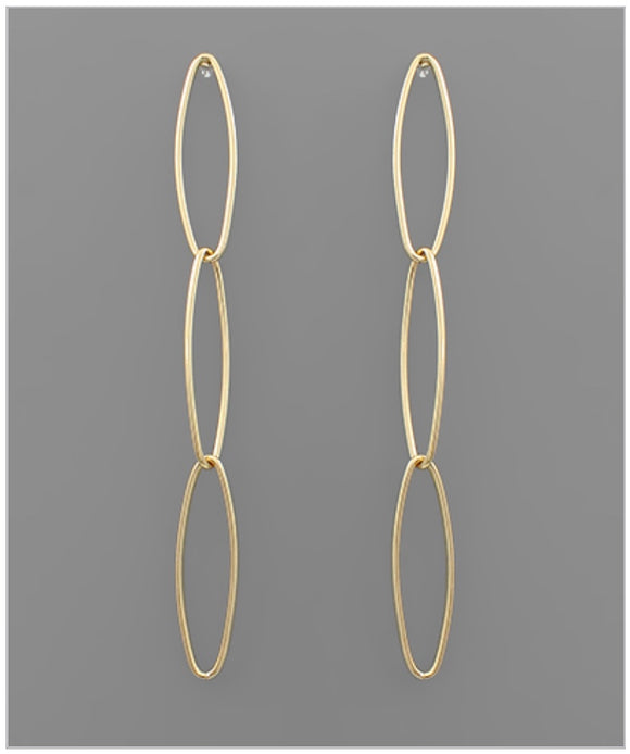 Sutton Link Earrings