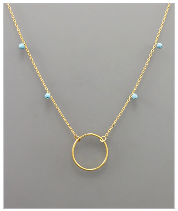 Ocean Isle Necklace