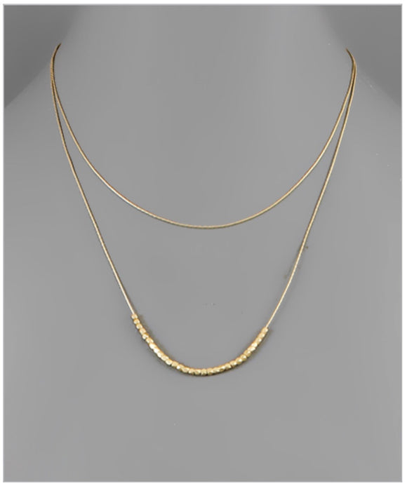 Keegan Necklace