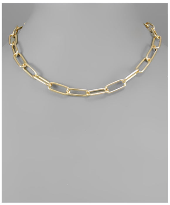 Hudson Link Necklace