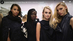 Autumn Winter 2016 Collection Launch