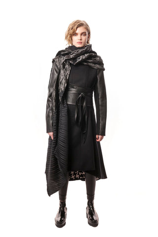 Baker Street Coat Black
