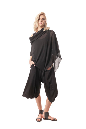 Cefalù Knit Convertible Poncho/Dress/Wrap