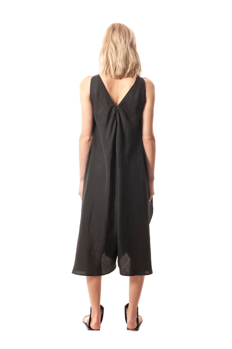 Incredible jumpsuit that will really take your breath away Silk/Linen