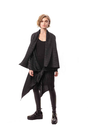 Palermo Pleated Convertible Jacket