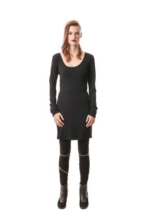 Teodora Long Sleeve Dress