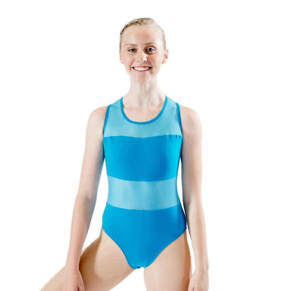 Ballet Leotards Sleeveless Girls Training Dancewear
