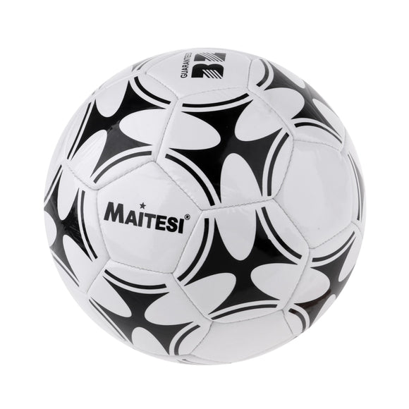 Durable Football Soccer Ball 3 Standard Football Training with Net Needle