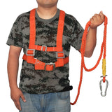 3m Aerial Work Safety Belt Five-Point Safety Fall Protection Adjustable High-Altitude Insurance Belt