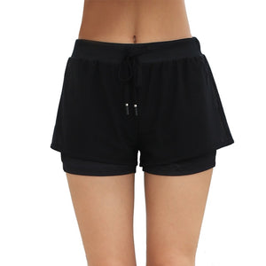 Woman Fitness Sports Shorts Breathable 18