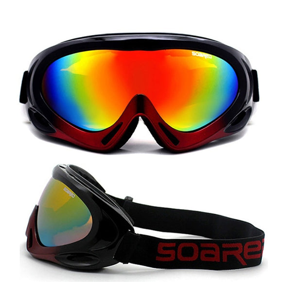 Winter Windproof Glasses Skating Ski Sunglasses Glasses Ski Goggles