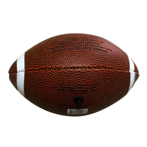 Size 1 American Football Inflatable PVC Leather Ball