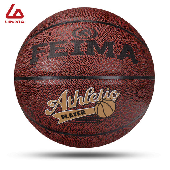Newest Professional Basketball Ball  Size 7 PU Leather Outdoor Indoor Mens   Basketball Ball