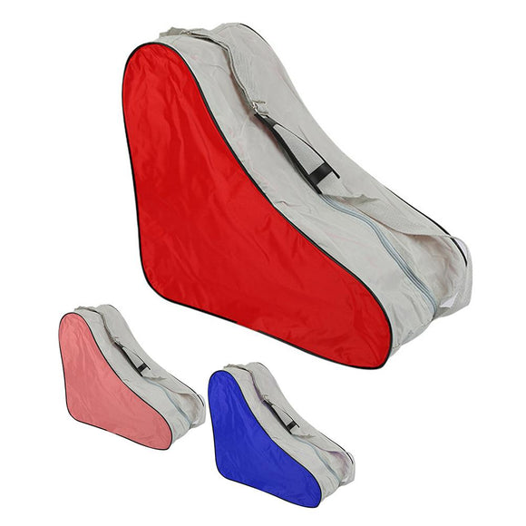 Solid Color Roller Storage Bag Handbag Large General Roller Skatetes Handbas Cover Bag