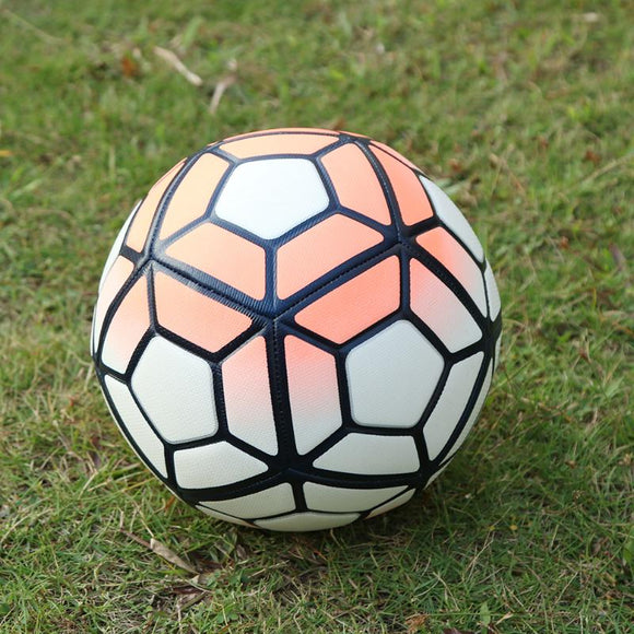 Newest Match Soccer Ball Standard Size 5 Football Ball PU Material High Quality Sports League Training Balls Futebol