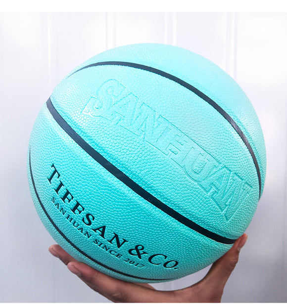 Good Quality Beautiful Size 7 Basketball PU For Training Children Adults Indoor Outdoor