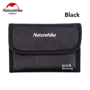 Naturehike Anti-theft Brush Travel Wallet Multifunction 30D  Waterproof Document Storage