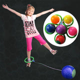 Skip Ball Outdoor Fun Toy  Skipping Toy Fitness Equipment Toy Encourage Children to Exercise