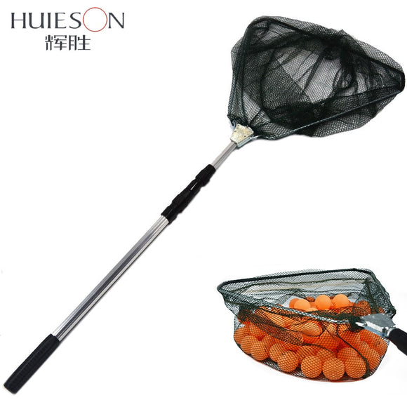 Telescopic 3 Section Extendable Aluminium Pole Table Tennis Ball Picker Net