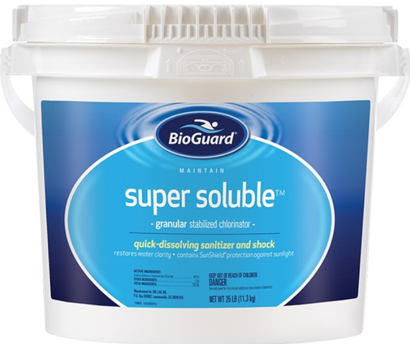 BioGuard SUPER SOLUBLE (25 LB)