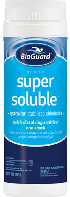 BioGuard SUPER SOLUBLE (2 LB)